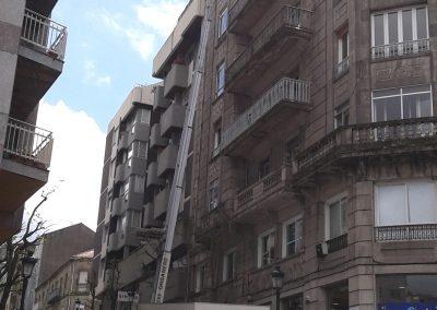 Mudanza Vigo con elevador